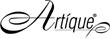 Logo Artique